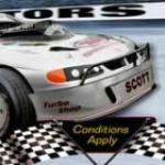 Brian Scott Motors Banner
