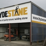HYDESTONE SHED PHOTO