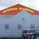 Chisholm Plumbing Building