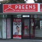 Preens Drycleaners