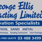George Ellis Signage