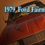 1979 Ford Fairmont Poster
