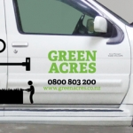 GREEN ACRES 4x4 Vehicle