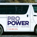 PROPOWER ELECTRICAL HIACE VAN A4 new