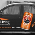 Living Corporation Vehicle