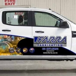Farra Fabrication Vehicle