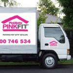 Pink Batts Truck